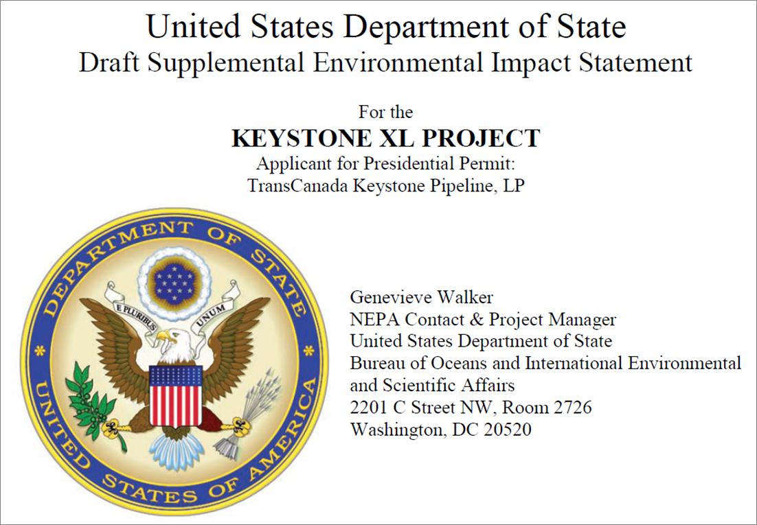 KeystoneXL-EIS-cover-image