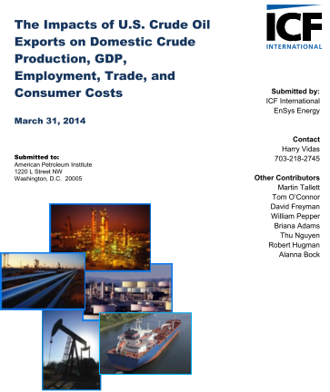 API Crude Exports Study_Cover Photo